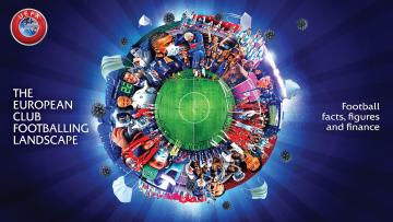 UEFA has released the twelfth edition of The European Club Footballing Landscape report